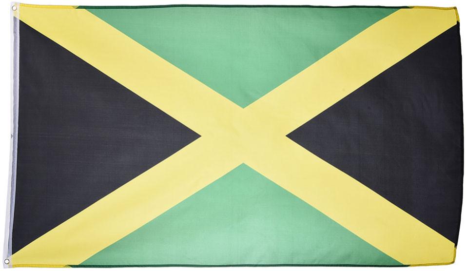 Национальный флаг Ямайки 90х150см