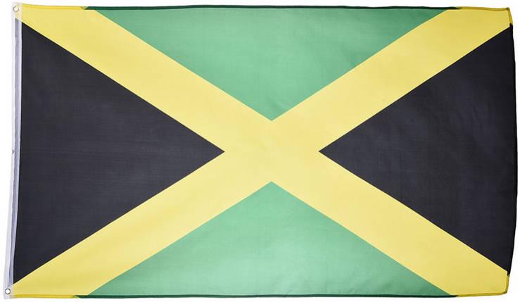 Национальный флаг Ямайки 90х150см , фото 2