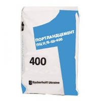 Цемент(ОЦЗ)  ПЦ-400 Б 50 кг