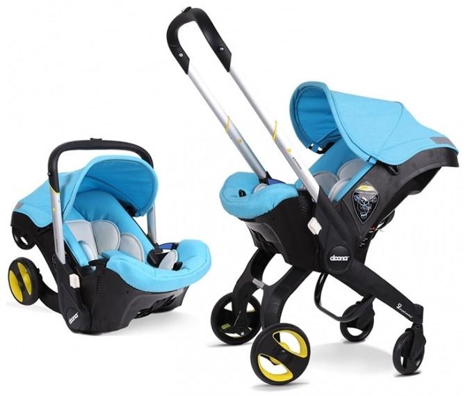 Автокресло-коляска Doona Simple Parenting  Turkuoise