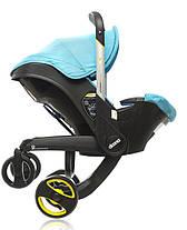 Автокресло-коляска Doona Simple Parenting  Turkuoise, фото 2