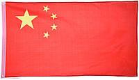 Национальный флаг Китая (КНР) 90х150см