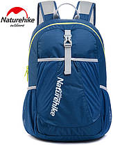 Лёгкий складывающийся штурмовой рюкзак 22л Naturehike NH15A119-B, фото 3