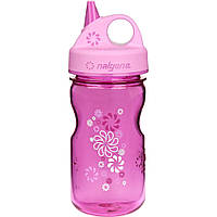 Бутылочка для воды детская NALGENE Power System Розовый Колеса Арт