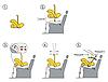 База ISOFIX Simple Parenting для коляски-автокресла Doona, фото 5