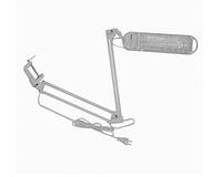 Настольная лампа Delux TF-01 белая