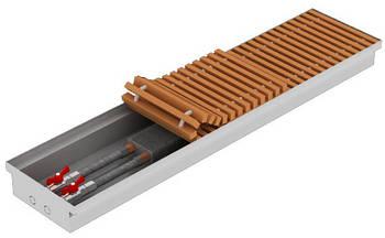Внутрипольный конвектор Teplobrend Е300 300х 750 мм, 120 мм