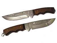 Туристический охотничий нож ручной работы Медведь