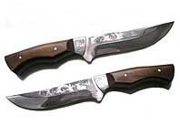 Туристический охотничий нож ручной работы Олень