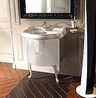 Дизайнерская подвесная тумба под раковину в стиле прованс