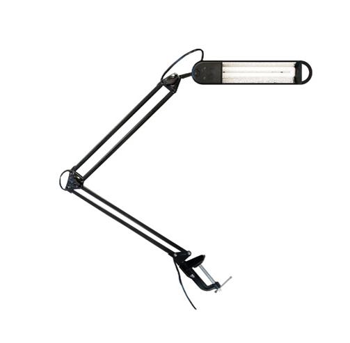 Настольная лампа Delux TF-01 черная