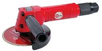Угловая шлифмашина пневматическая 125 мм Intertool  PT-1202