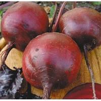 Семена свеклы Округлая темно-красная 1 кг. Цезарь