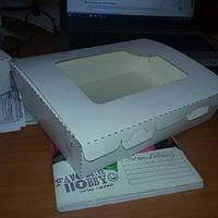Упаковка для доставки Суши Биг с окошком
