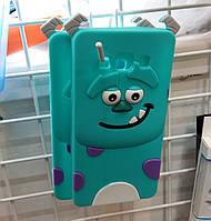 3D силиконовый чехол Sally Monster для Samsung