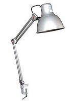 Настольная лампа Delux TF-06 серая