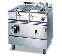 Электрический пищеварочный котел Kogast EK-T9/150-P с прямоугольной емкостью объемом 150 л