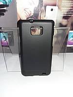 Чехол силиконовый накладка для Samsung i9100