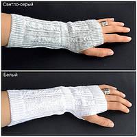Детские перчатки без пальцев, фото 1