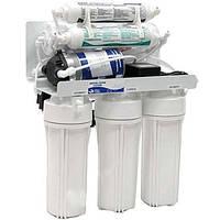 Фильтр осмос  5 ступеней  с насосом Aquafilter RP94211XXX