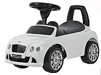 Каталка-толокар Bentley Z 326-1 белый