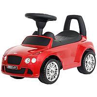 Каталка-толокар Bentley Z 326-3 красный