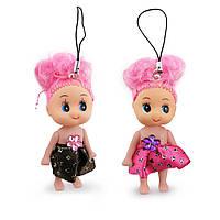 Брелок Куколка в платье