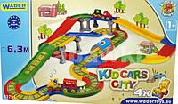 Детская трасса(трек) Городок Wader (51791)