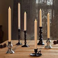 Электронная свеча с имитацией пламени тонкая Dancing Flame 210