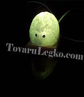 Соляная лампа - Ежик (1,5 кг)