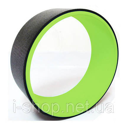 Йога колесо Healthy Wheel L Размеры: 25/15 США, фото 2