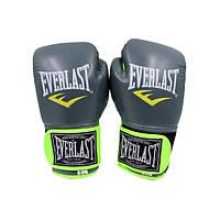 Перчатки боксерские PU на липучке EVERLAST BO-5036