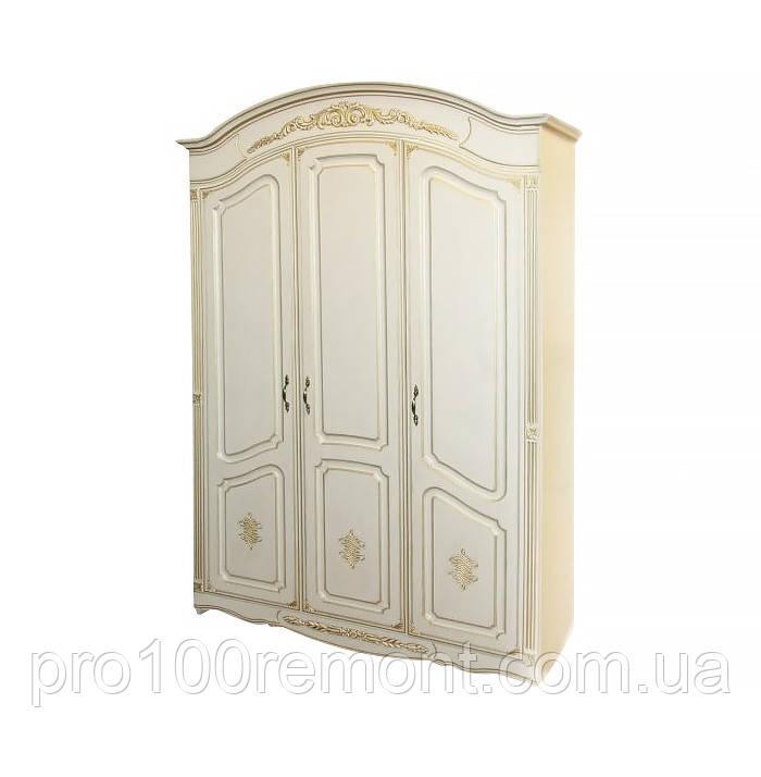 """Шкаф """"Гармония"""" мдф (3-х дв.) от Альфа-мебель"""