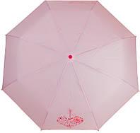 Оригинальный женский зонт механический AIRTON (АЭРТОН) Z3511NS-4191 Розовый