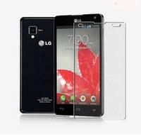 Защитное стекло для LG Optimus G E972 0.18mm
