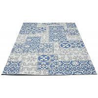 Ковровая дорожка COTTAGE 5474 wool blue 9A01