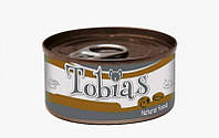Tobias Tuna and Beef  85гр*12шт -консерва для собак (тунец и говядина)
