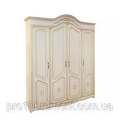 """Шкаф """"Гармония"""" мдф (4-х дв.) от Альфа-мебель"""
