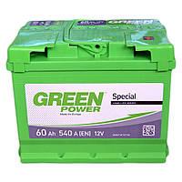 Green Power 6 СТ 100 А.З.Г./А.З.Е.