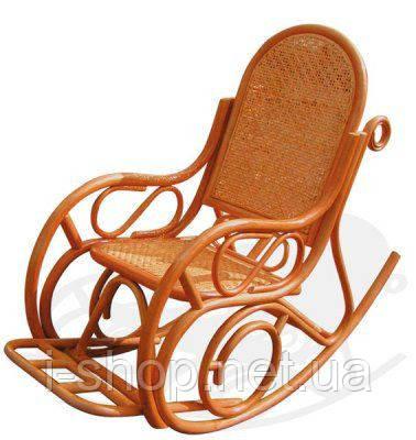 Кресло-качалка 05/15 (ротанг), фото 2