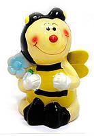 Копилка из керамики Пчелка