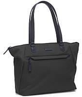 Стильная сумка-шоппер, для женщин 25 л. Roncato Diva 3759/01 черная