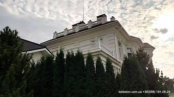 Балясины Козин | Бетонная балюстрада в Киеве и Киевской области 37