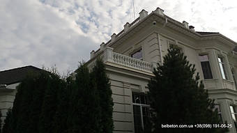 Балясины Козин | Бетонная балюстрада в Киеве и Киевской области 38