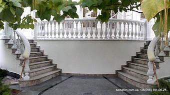 Балясины Козин | Бетонная балюстрада в Киеве и Киевской области 39