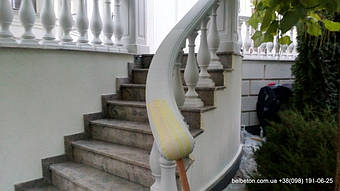Балясины Козин | Бетонная балюстрада в Киеве и Киевской области 1