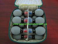 Магнитно вакуумные банки Хачи( Haci), 18штук