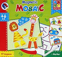 Игра развивающая Магнитная мозаика