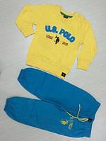 Детский Спортивный Костюм U.S. Polo  пр-во Турция   Рост 86-110 см