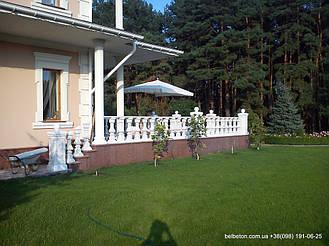 Балясины Обухов | Бетонная балюстрада в Киевской области  1